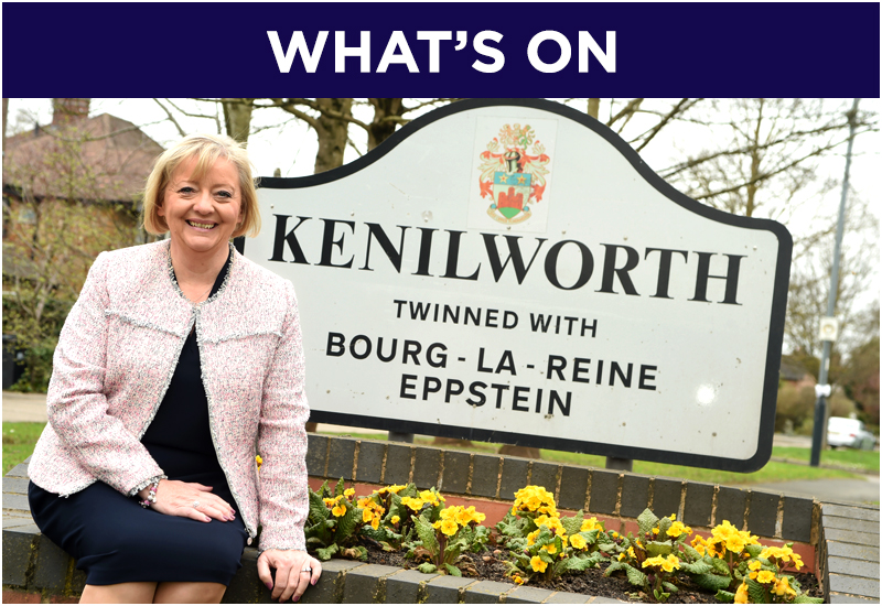 What's on in Kenilworth