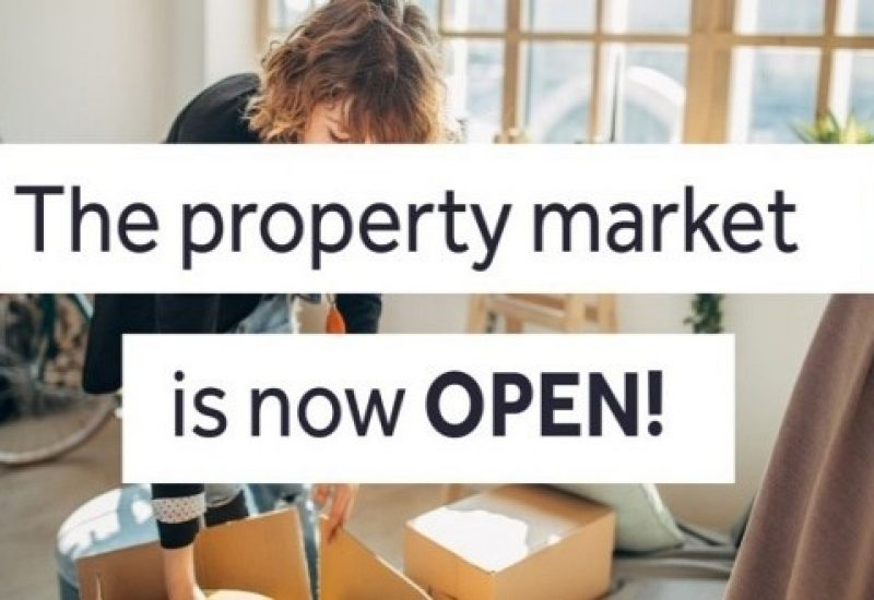 The Housing Market Is Open: Everything You Need To Know.